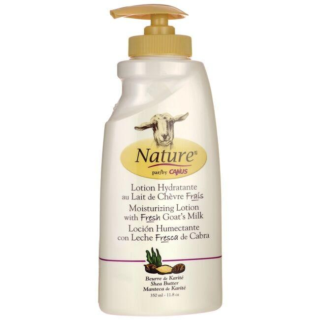 Canus Moisturizing Lotion - Shea Butter