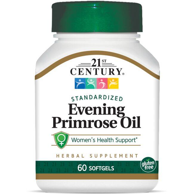 21st CenturyStandardized Evening Primrose Oil