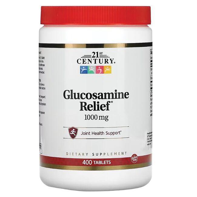 21st CenturyMaximum Strength Glucosamine Relief