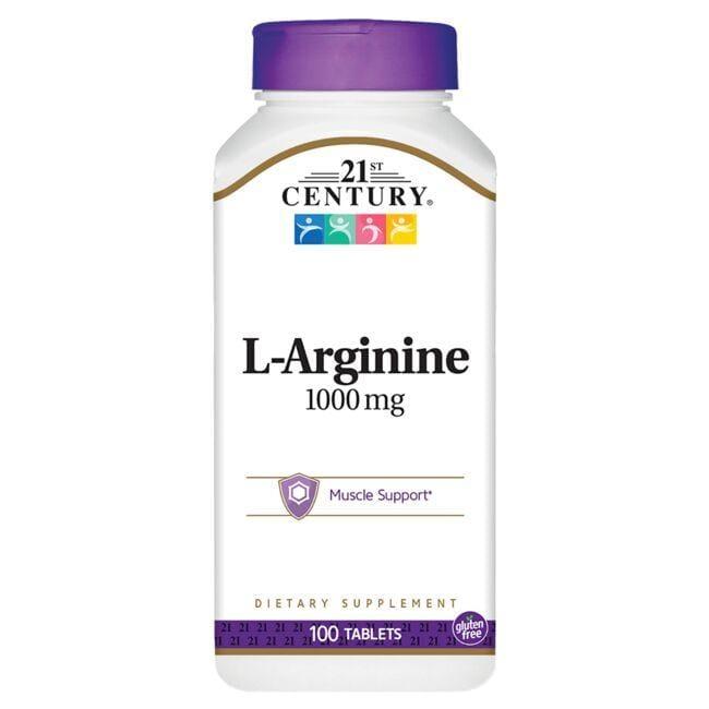 21st CenturyL-Arginine