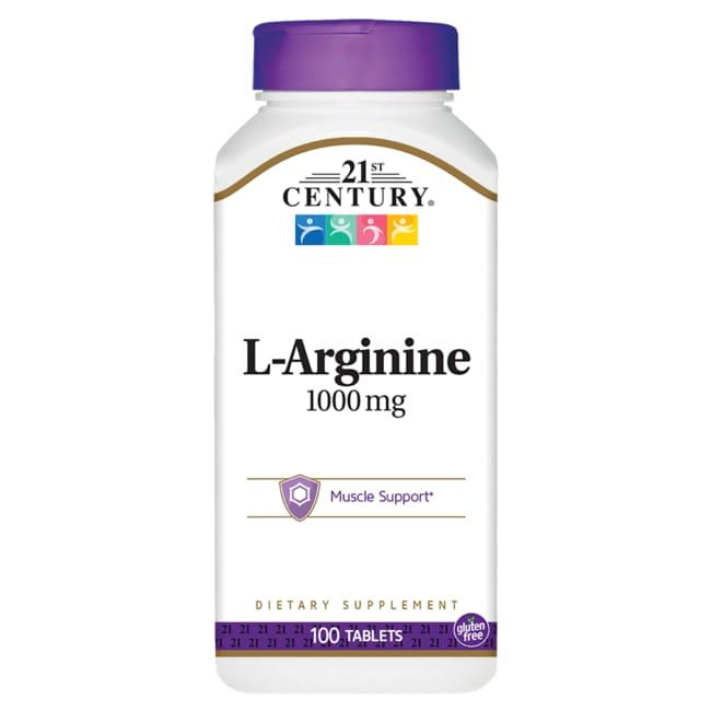 21st Century Maximum Strength L-Arginine