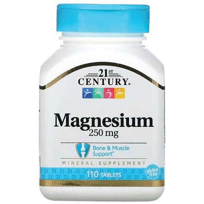 21st CenturyMagnesium