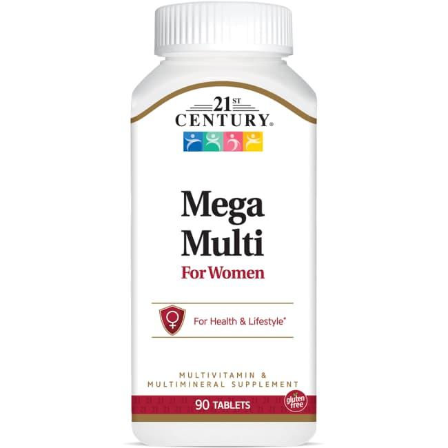 21st Century Mega Multi for Women