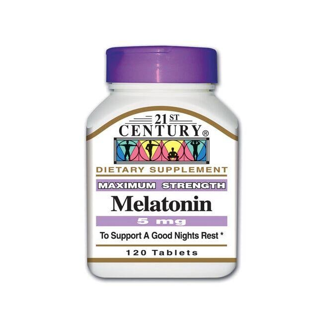 21st Century Maximum Strength Melatonin
