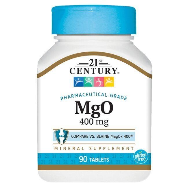 21st CenturyPharmaceutical Grade MgO