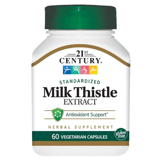 21st Century Standardized Milk Thistle Extract