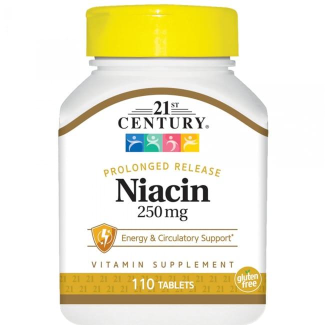 21st Century Prolonged Release Niacin