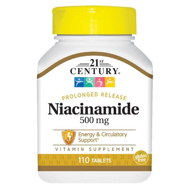 21st Century Prolonged Release Niacinamide