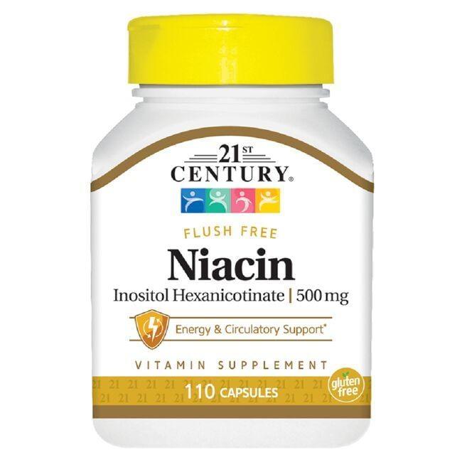21st CenturyFlush Free Niacin Inositol Hexanicotinate
