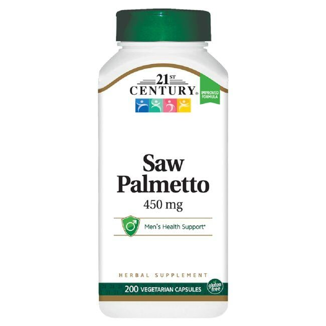 21st Century Saw Palmetto