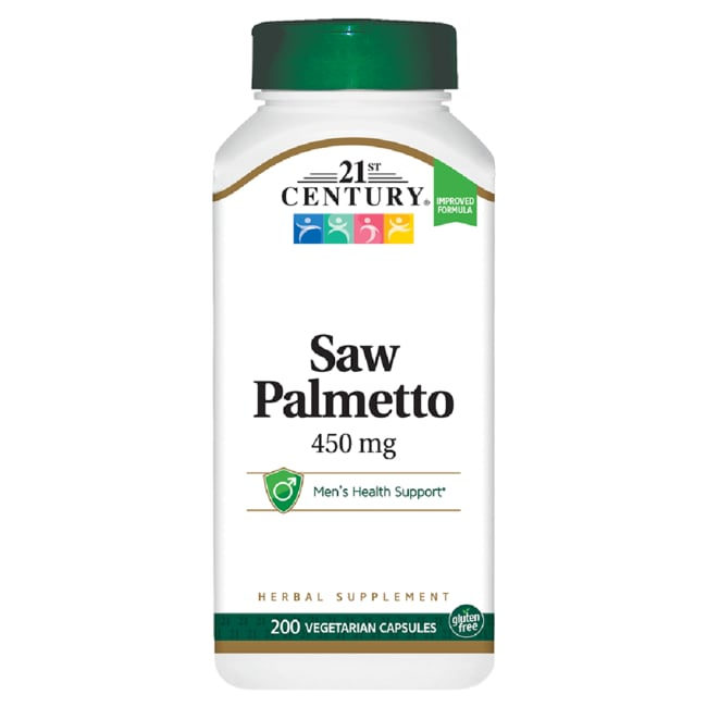 21st CenturySaw Palmetto Extract
