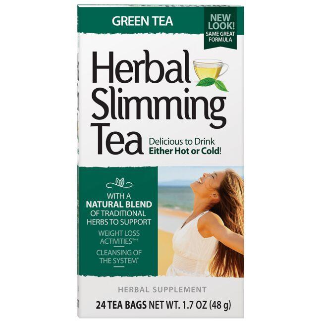 21st CenturyHerbal Slimming Tea - Green Tea