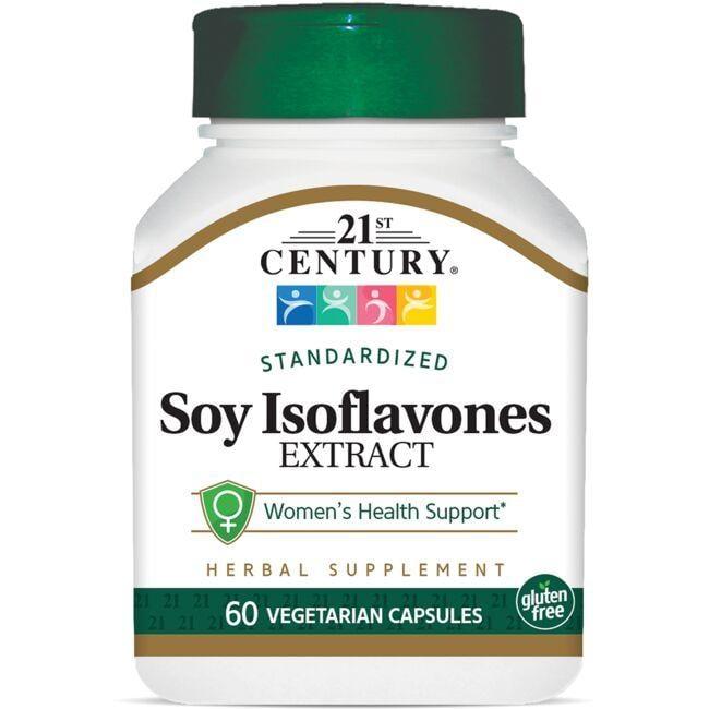 21st CenturyStandardized Soy Isoflavones Extract
