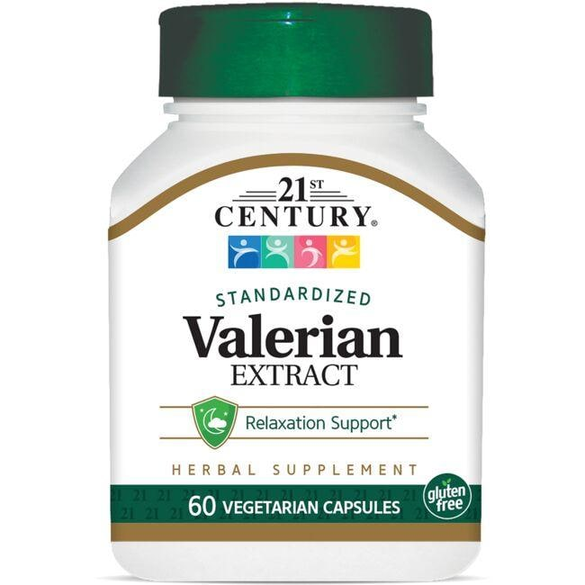 21st Century Standardized Valerian Extract
