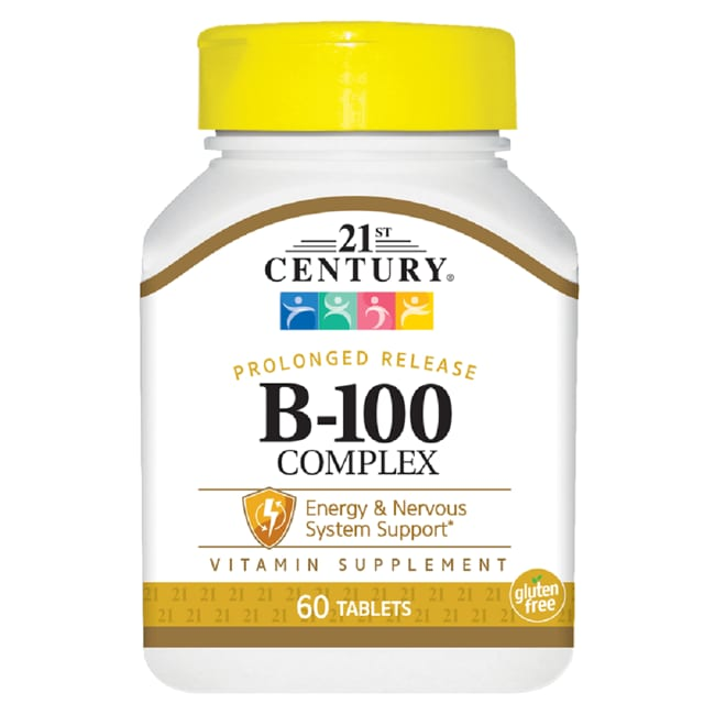21st Century Prolonged Release Complex B-100