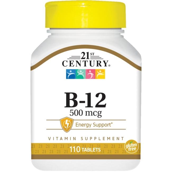 21st CenturyVitamin B-12