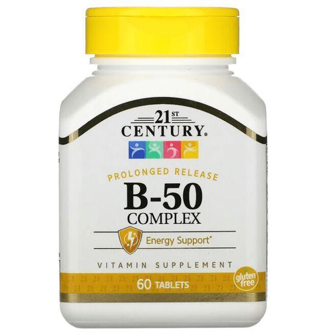 21st CenturyProlonged Release B-50 Complex