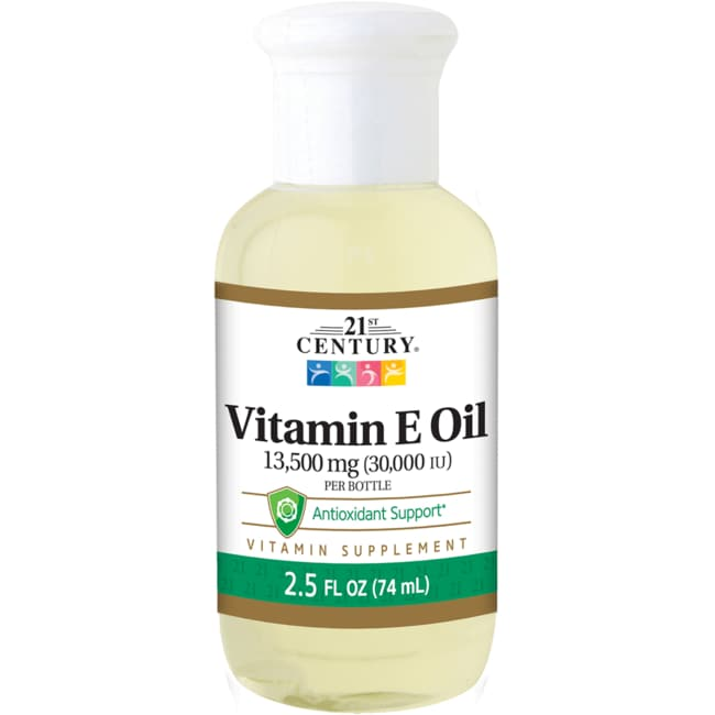 21st CenturyVitamin E Oil