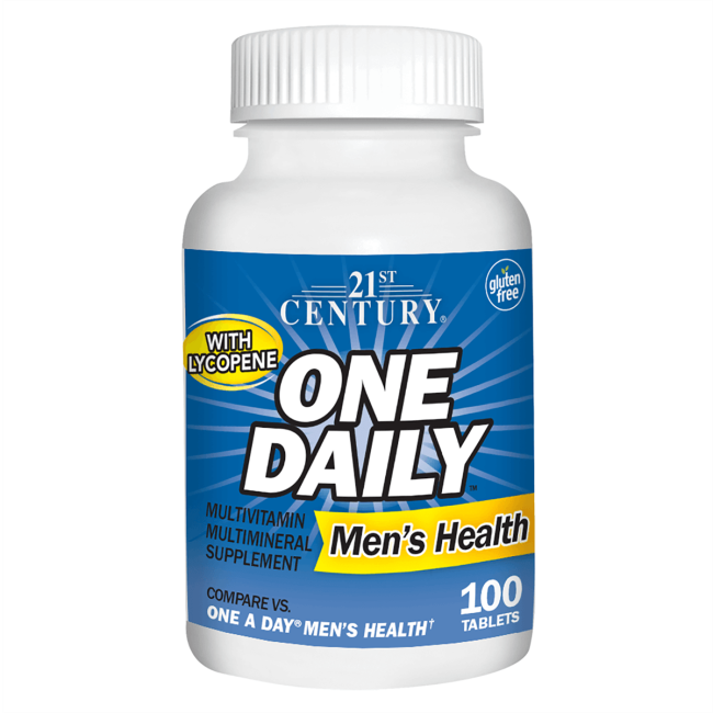 21st CenturyOne Daily Men's Health