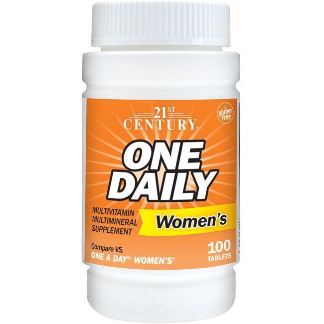 21st CenturyOne Daily Women's