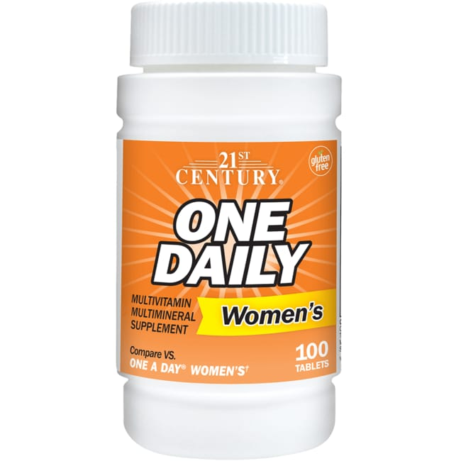 100 fichas de Productos para tu Salud en de 21 siglo uno diario mujeres Veo y Compro  + Fórmulas de multivitaminas y minerales - Mujeres en Veo y Compro