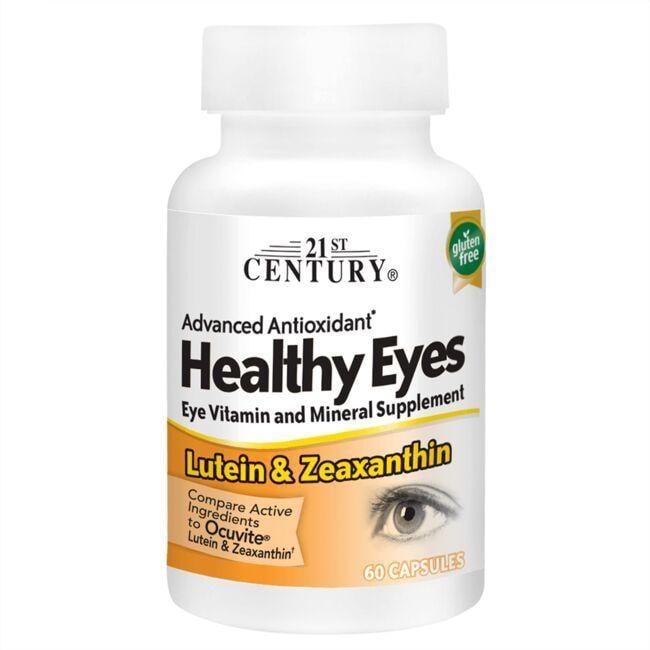 21st CenturyHealthy Eyes Lutein & Zeaxanthin