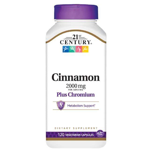 21st CenturyCinnamon Plus Chromium