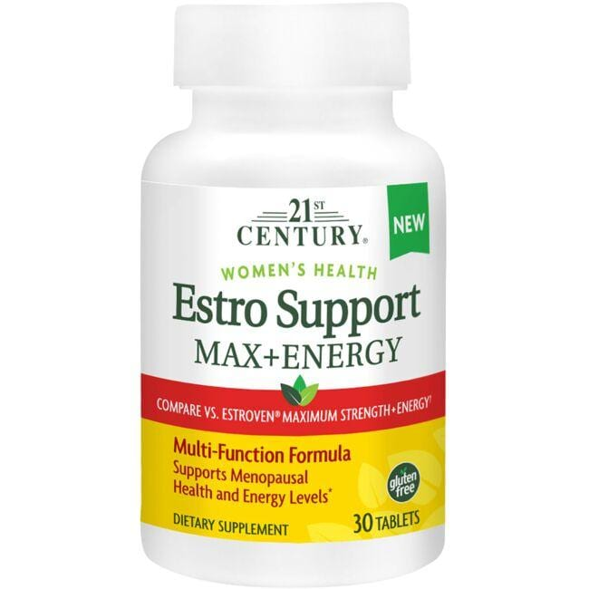 21st Century Estro Support Max + Energy
