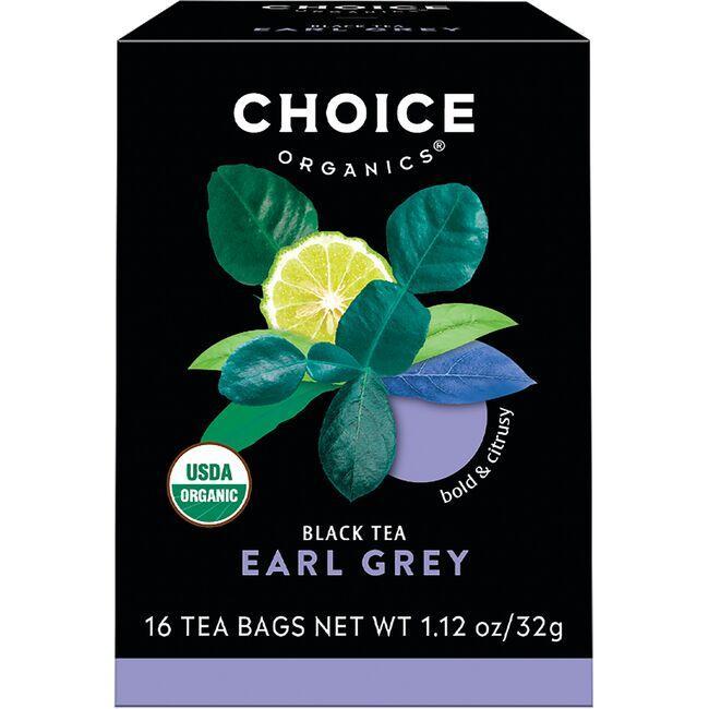 Choice Organic TeasEarl Grey Tea