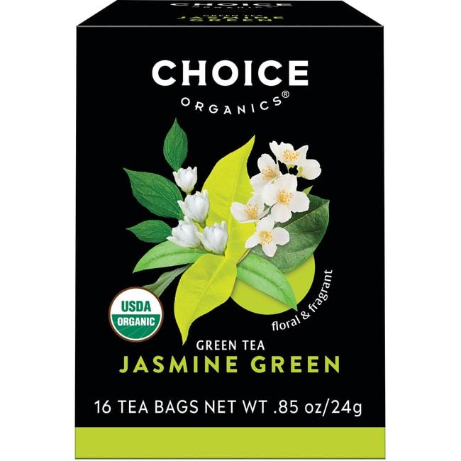 Choice Organic TeasJasmine Green Tea