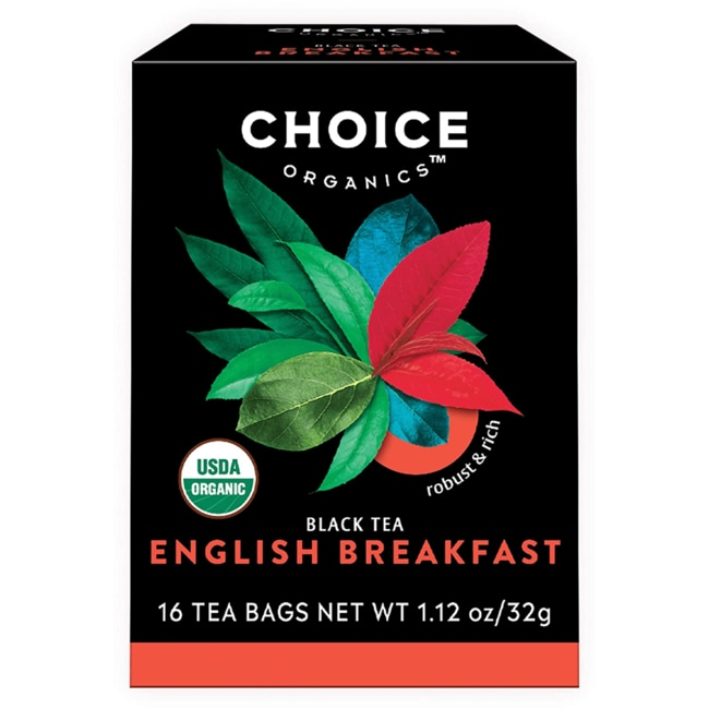 Choice Organic TeasEnglish Breakfast Tea