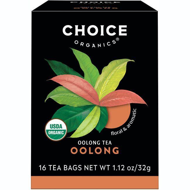 Choice OrganicsOrganic Oolong Tea