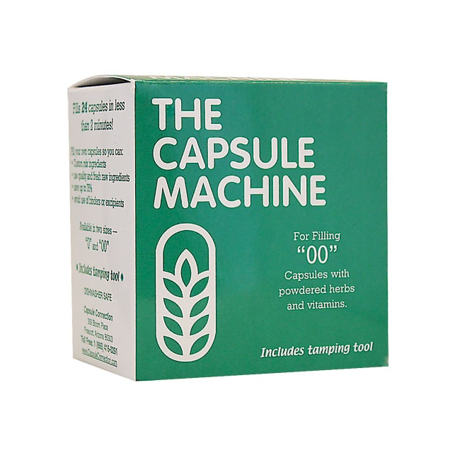 Capsule ConnectionThe Capsule Machine