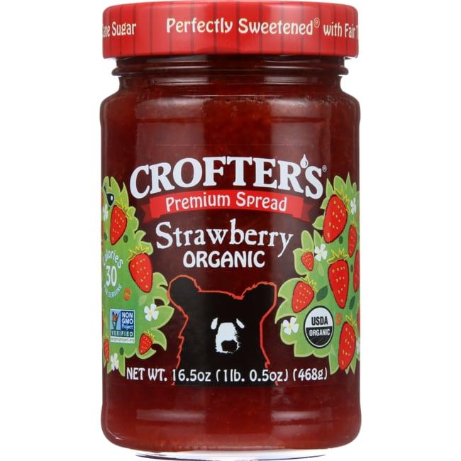 Crofter's Premium Spread Strawberry