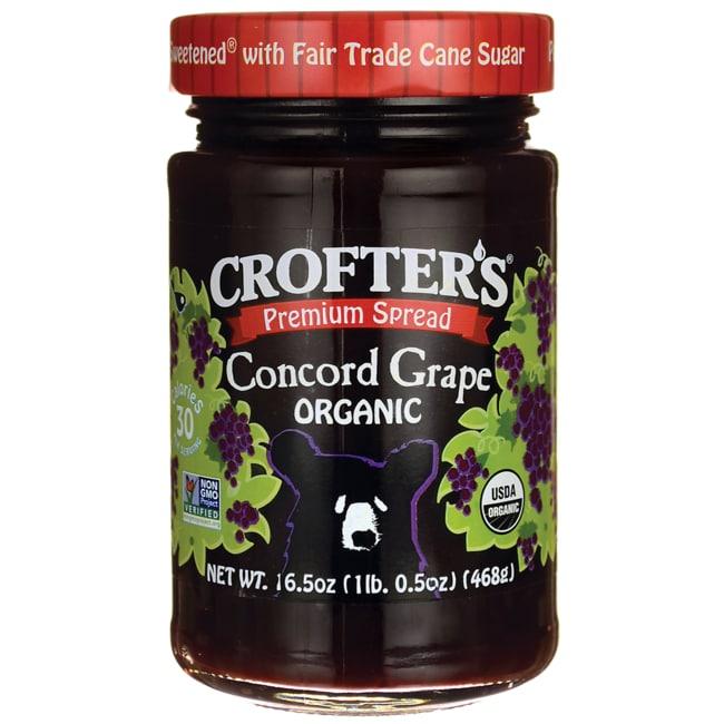 Crofter'sPremium Spread - Organic Concord Grape