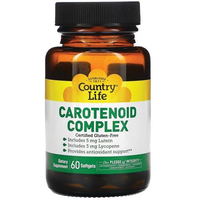 Country LifeCarotenoid Complex