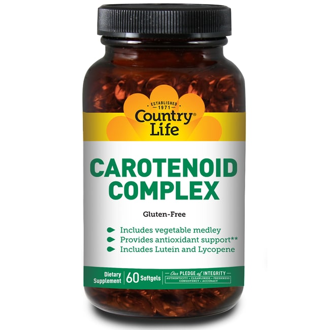 Country LifeCarotenoid Complex