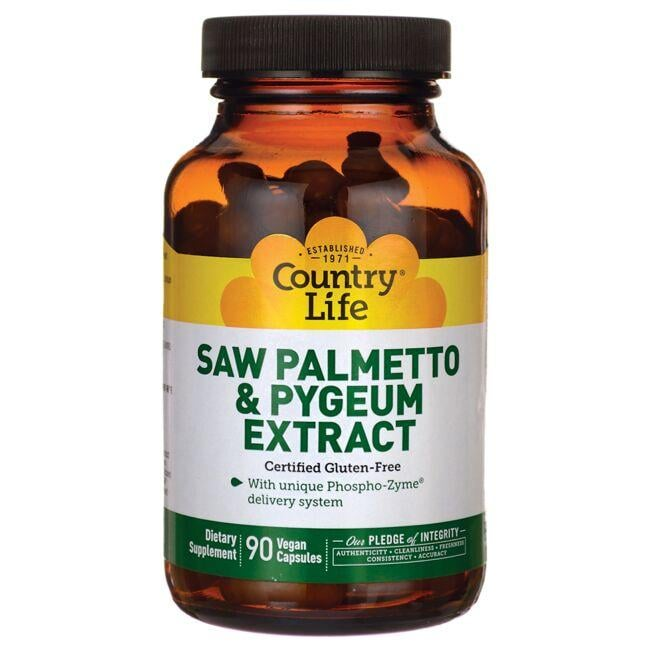 Biochem Saw Palmetto & Pygeum Extract