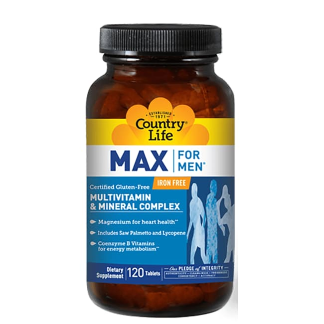 Country LifeMax for Men Multivitamin and Mineral