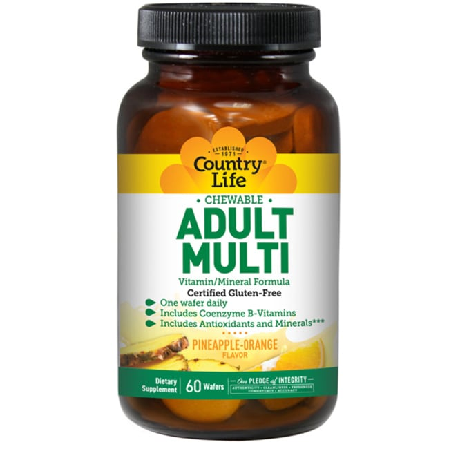 Vitamins Adults 25