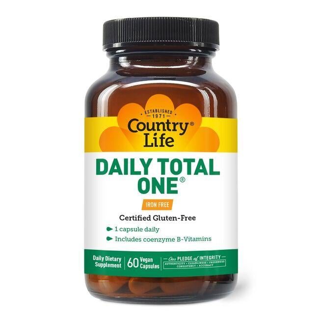 Country LifeDaily Total One - Iron Free