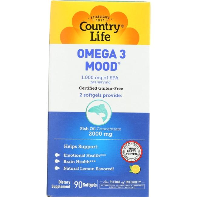 Country LifeOmega 3 Mood