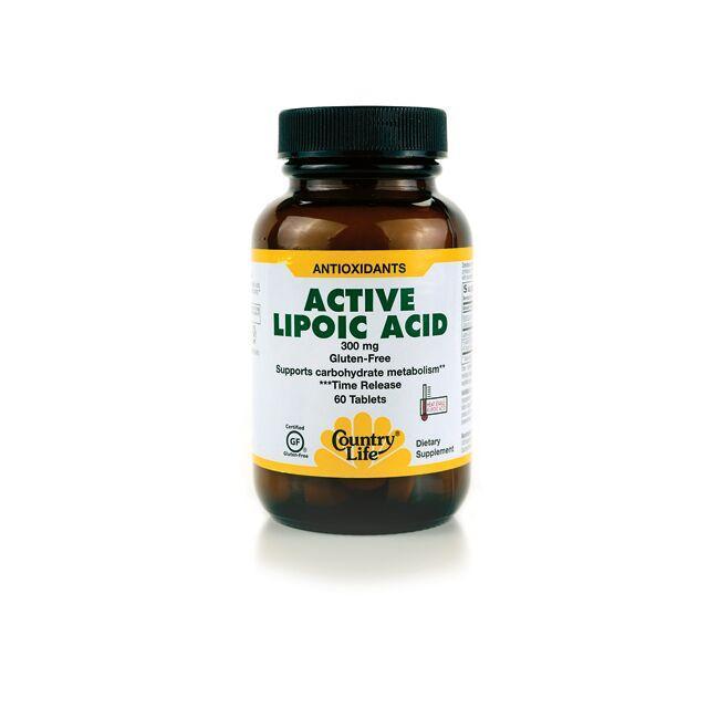 Country LifeActive Lipoic Acid