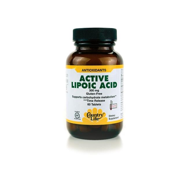 Country Life Active Lipoic Acid