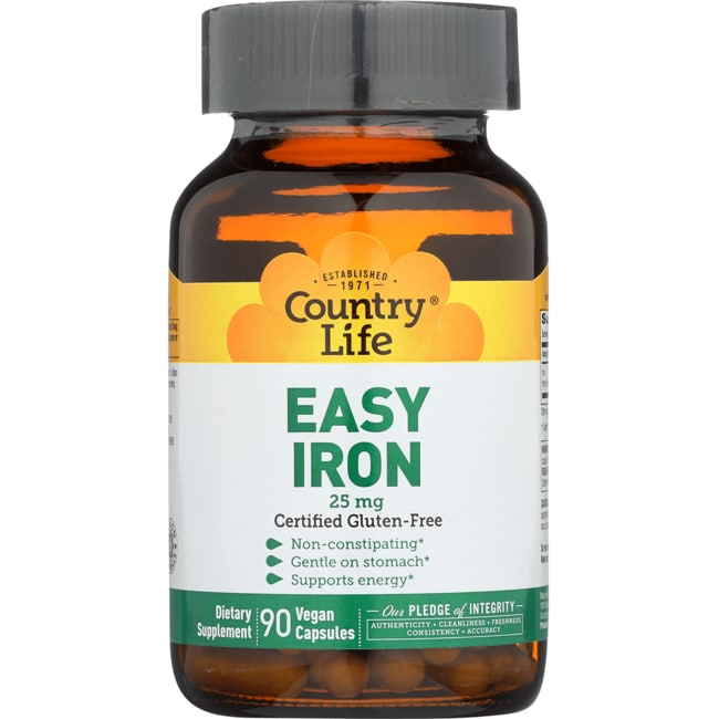 Country LifeEasy Iron
