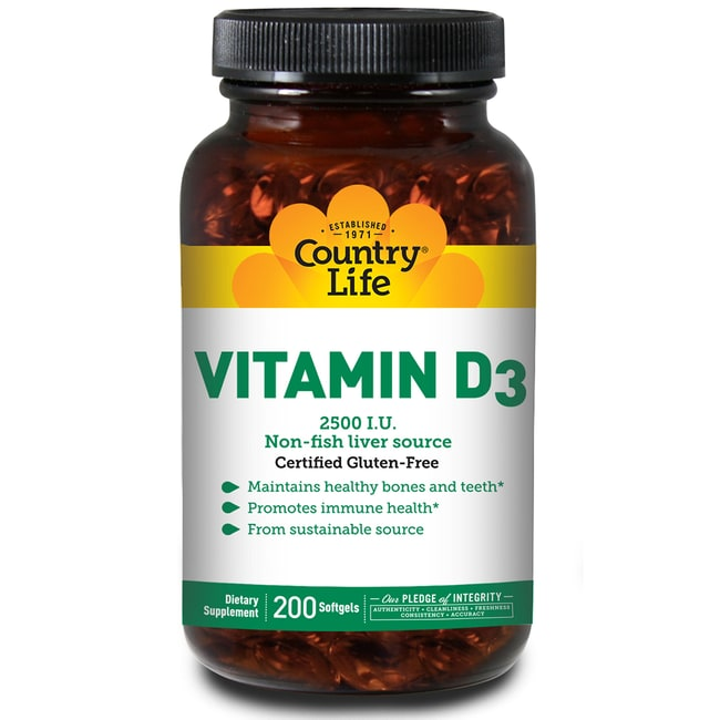 Country LifeVitamin D3
