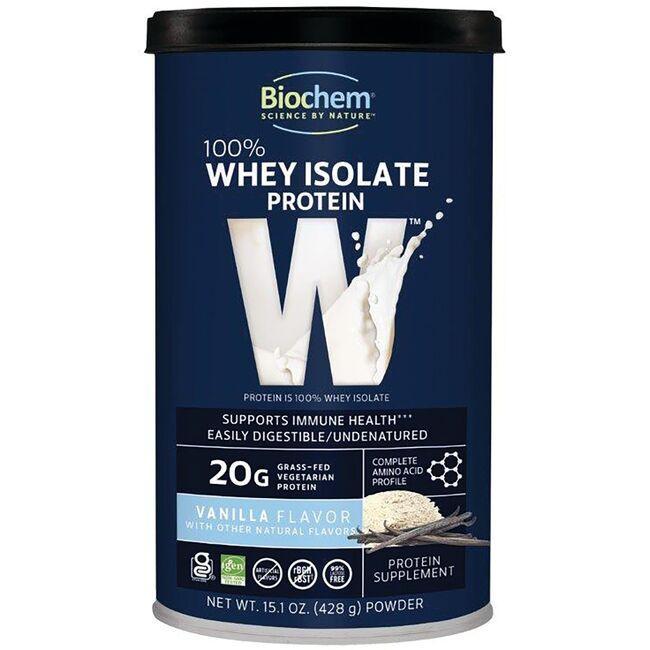 Biochem100% Whey Protein Powder - Vanilla