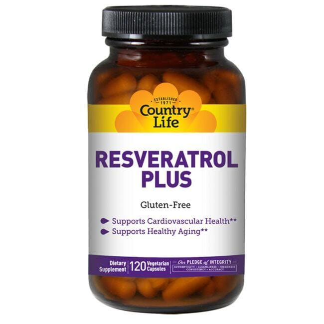 Country LifeResveratrol Plus
