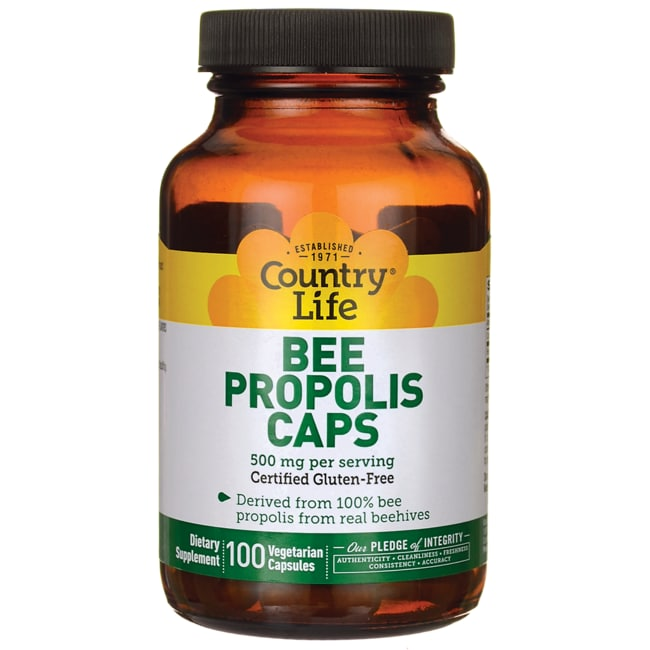 Country LifeBee Propolis Caps