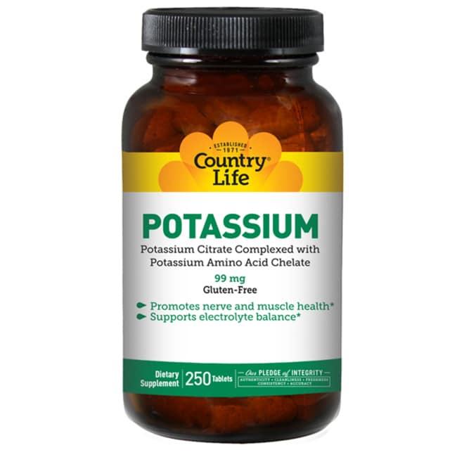 Country Life Potassium